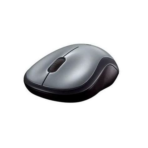 buy logitech m185 24ghz wireless optical mouse grey from