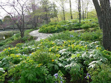 botanical gardens madison