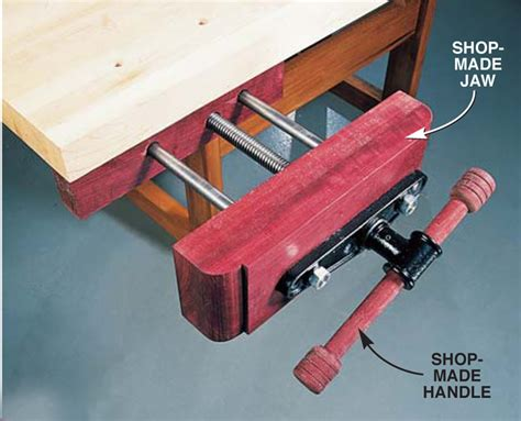 wood bench vice all about vises