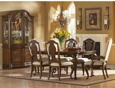 furniture traditions 7 rectangular leg dining