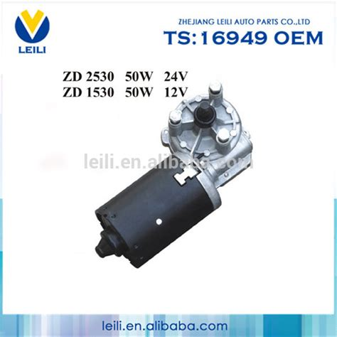 cost of wiper motor selling economical variable speed electric wiper motor
