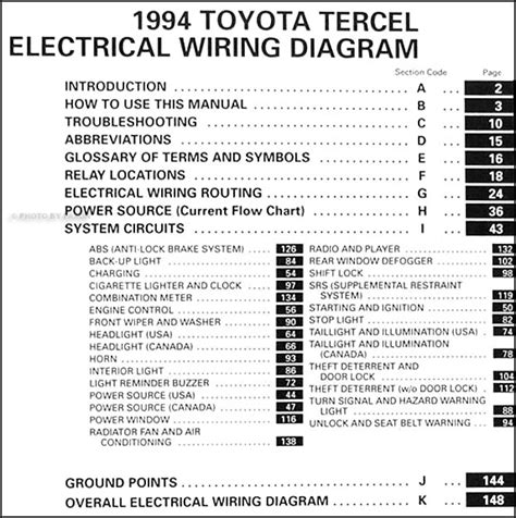 manual repair free 1994 toyota paseo on board diagnostic system tercel fuse box 28 images 91 toyota fuse block wiring diagram get free image about wiring