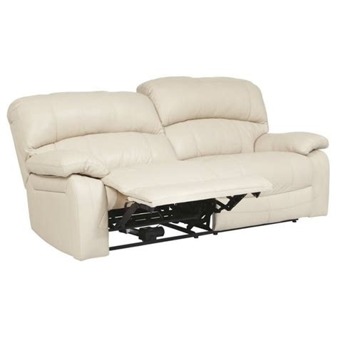 2 Seat Leather Reclining Sofa Damacio Leather 2 Seat Power Reclining Sofa In U9820147