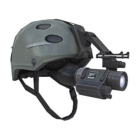 16 Helmet Special 3d model special forces helmet