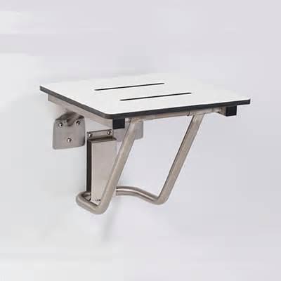 phenolic seat wall bracket barrier free