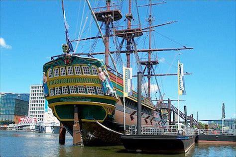 schip amsterdam voc schip de amsterdam