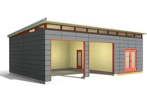 garage shop modern shed design westcoast