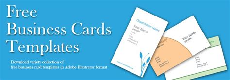 www business card templates free personal business cards templates free