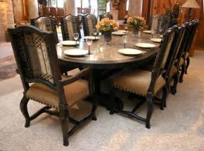 dining room table gothic style dining room furniture