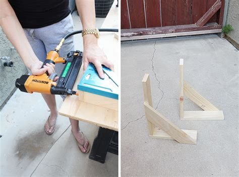 diy faux stacked wood screen a kreg jig project