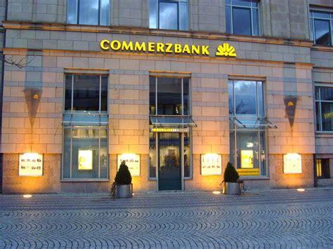 la banque allemande commerzbank ouvre un bureau de