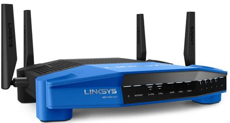 Wireless Linksys linksys wrt1900acs router review