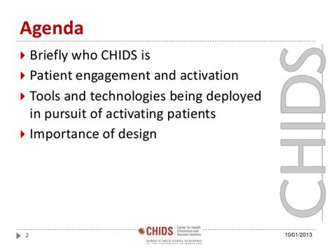 Importance Of Md Mba by Emerging Technologies For Patient Engagement And Mobile Health