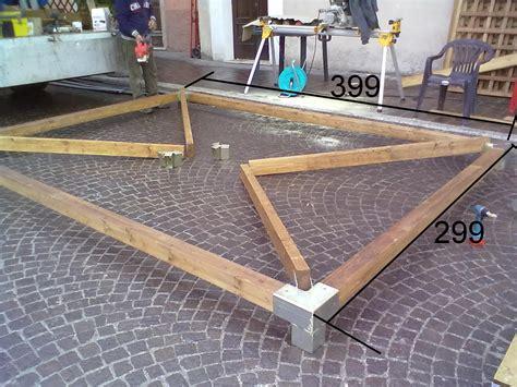 progetto gazebo in legno gazebo legno 3 215 4 compreso trasporto bgl ferro