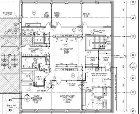 school cafeteria floor plan may 9th 2011 updated floor plans posted the ymca academy