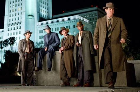 film action la mafia review gangster squad huffpost