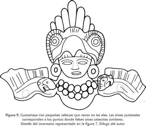 imagenes mayas facil de dibujar codices prehispanicos para dibujar imagui