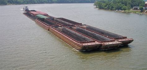 boat work definition is barge traffic recession proof workboat