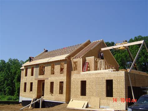 who builds houses home building process custom homes building contractor