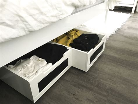 under bed rolling storage my favorite things march pumps iron
