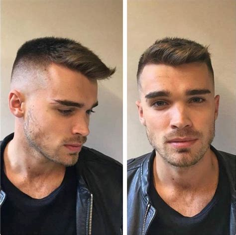 hairstyles for men with a high hairline 25 best ideas about haircuts for receding hairline on