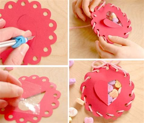 Handmade Ideas For Valentines Day - gifts wrapping ideas and small