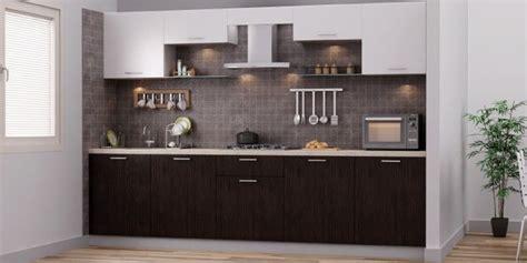 modern straight kitchen design   kitchen
