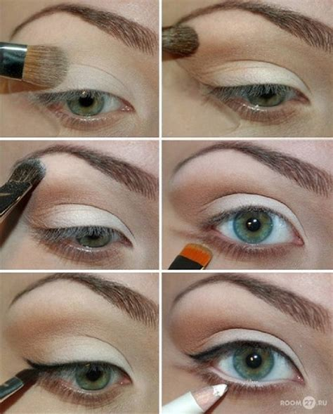 tutorial makeup natural dan soft top 10 romantic eye makeup tutorials natural eyeliner