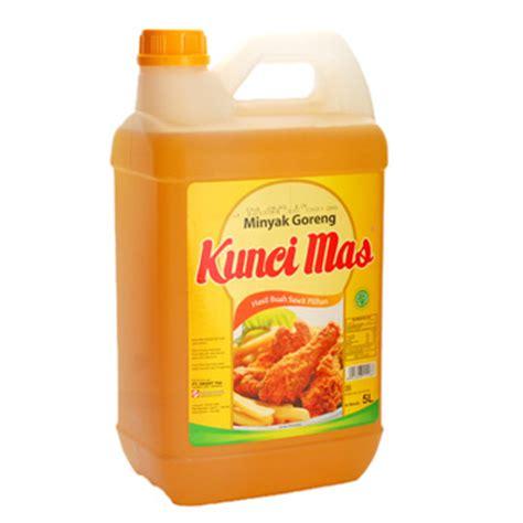 Minyak Goreng Kunci 1 Liter kunci minyak goreng 5 lt belanja