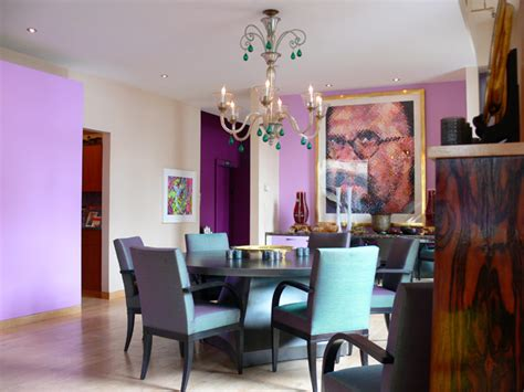 purple dining room ideas it s a colorful life purple purple and more purple