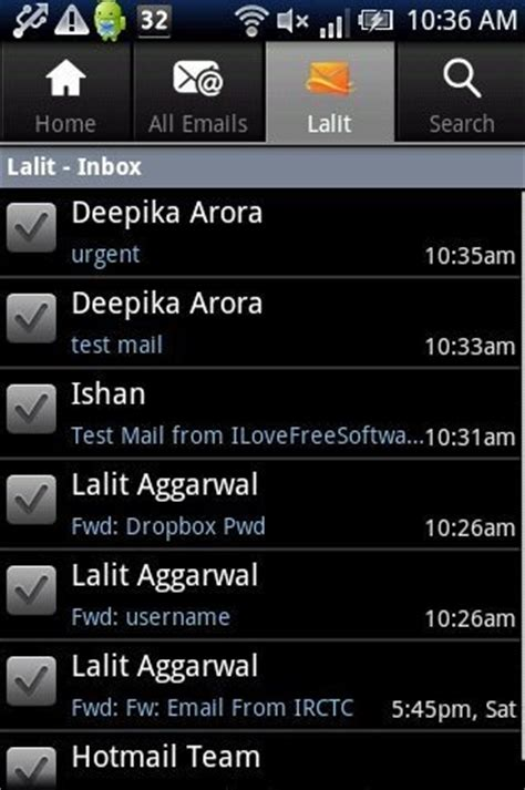 hotmail email app android android hotmail app check hotmail on android