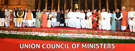 union council of ministers national portal of india