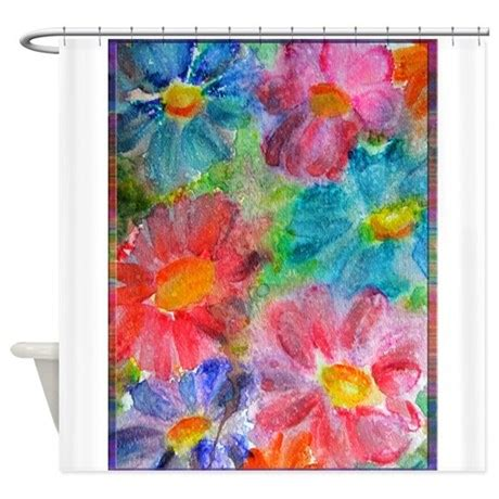 Bright Colored Shower Curtains Runtime Error