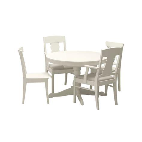 Meja Dan Kerusi Komputer ingatorp ingolf meja dan 4 kerusi ikea