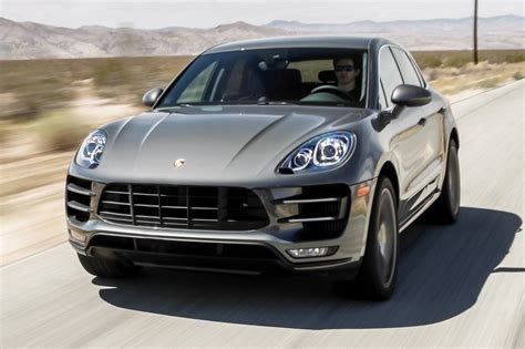 porsche suv 2015 used 2015 porsche macan for sale pricing features