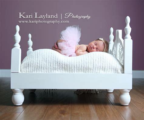 newborn baby beds newborn portrait tutu bed kari layland mn portrait