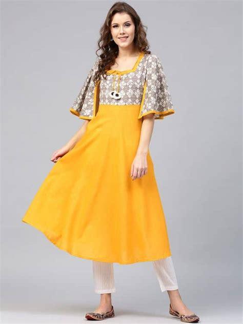 stylish  trendy kurti neck designs artsycraftsydad