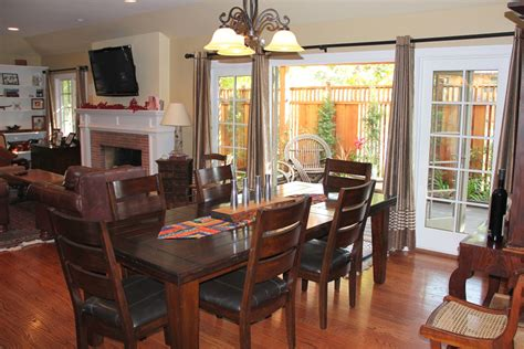 french doors dining room skinny kitchen table images colonial farmhouse kitchen