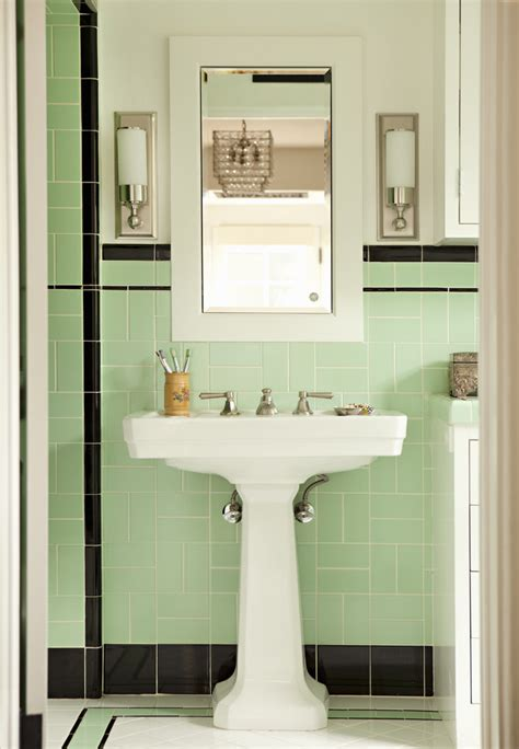 Decorating Ideas For Vintage Bathrooms Extraordinary Vintage Bathroom Decorations Decorating