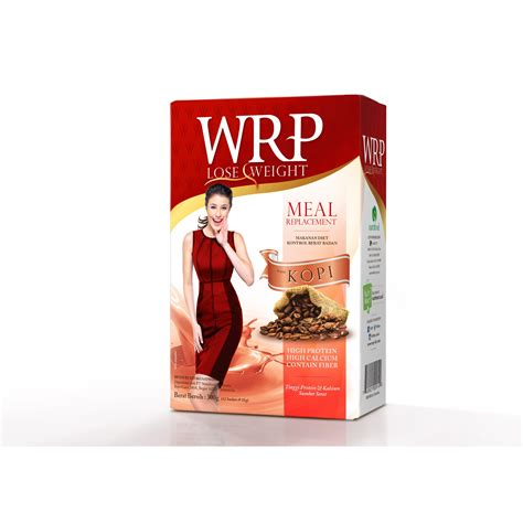 wrp lose weight meal replacement coffee dancow advanced