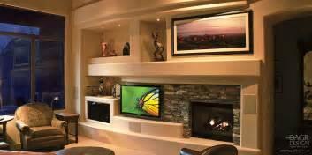 Design Home Entertainment Center custom home entertainment centers amp media walls