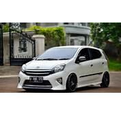 Foto Modif Toyota Agya 2015  2017 2018 Best Cars Reviews