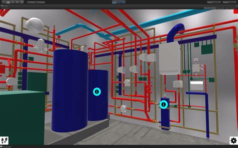 plant room interactive o m manual plant room visualisation seeable