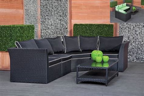 Design Ideas For Black Wicker Outdoor Furniture Concept 18 Modern Outdoor Wicker Furniture Ideas