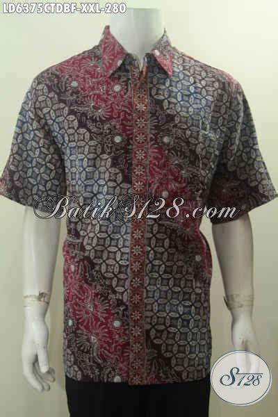 Baju Korpri Wanita Furing Size jual baju seragam kerja batik pria gemuk hem batik jumbo bahan adem kain dolby model lengan