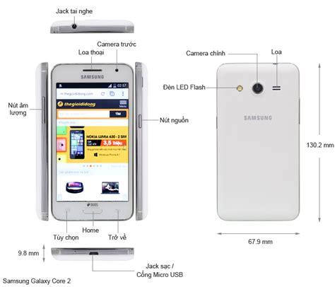 Samsung Galaxy 2 G355 samsung galaxy 2 smartphone 2 sim thegioididong