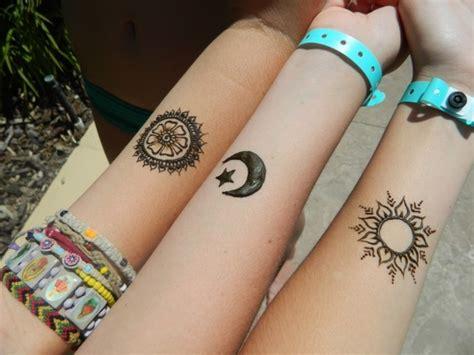 henna tattoo wo machen lassen ideen und anleitung zum henna selber machen