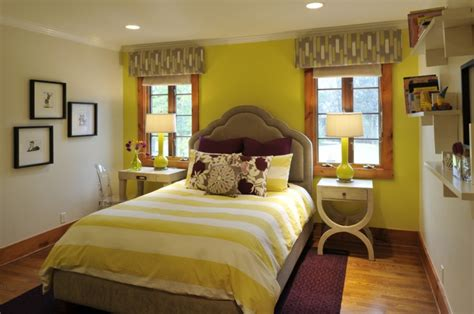 Mustard Yellow Paint Bedroom 21 Bedroom Accent Wall Colour Designs Decor Ideas