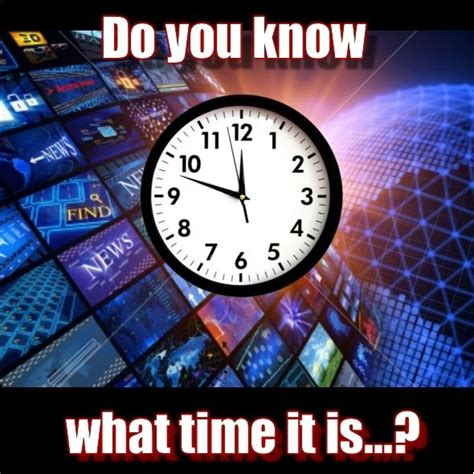 what is st known for the dr vibe show quot do you what time it is