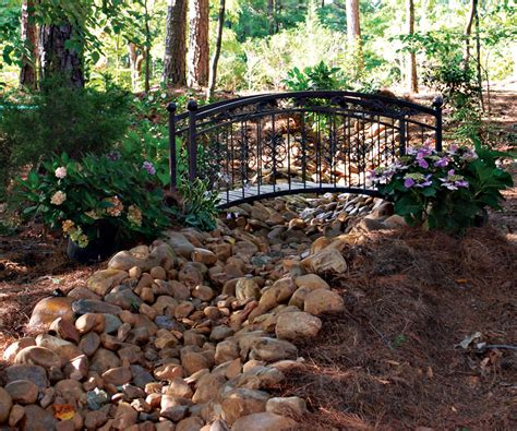 creek bed a weekend project how to create a dry creek bed in a